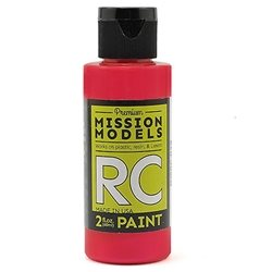 Mission Models Iridescent Red Acrylic Paint (2oz)