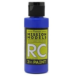 Mission Models  Irdescent Blue Acrylic Paint (2oz)