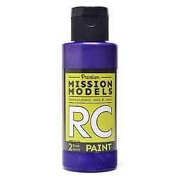 Mission Models  Iridescent Purple Acrylic Paint (2oz)