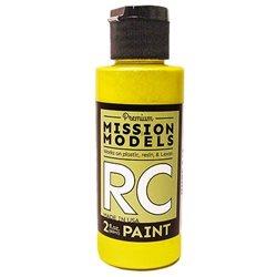 Mission Models Iridescent Yellow Acrylic Paint (2oz)