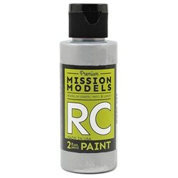Mission Models Chrome Acrylic Paint (2oz)