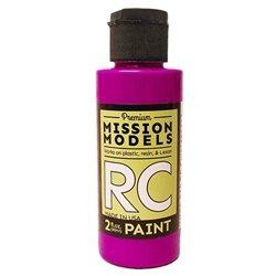Mission Models Flourescent Racing Violet Acrylic Paint (2oz)