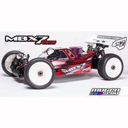 MUGEN SEIKI MBX7R 1:8 Nitro Buggy Manual