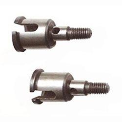 Mugen Seiki Front/Rear Axle Shafts (2) (MTX2)