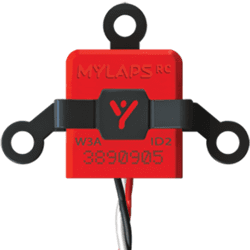 MYLAPS RC4 3-Wire Direct Powered Personal Transponder