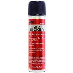 Pacer Technology Zip Kicker Accelerator (2oz Aerosol).