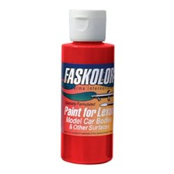 Parma PSE FasRed Faskolor Lexan Body Paint (2oz)