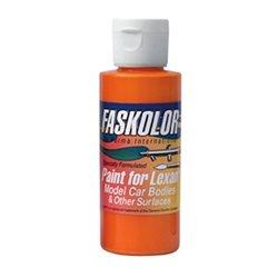 Parma PSE FasPearl Orange Lime Faskolor Lexan Body Paint (2oz).