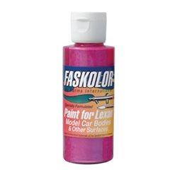 Parma PSE FasPearl Razberry Lime Faskolor Lexan Body Paint (2oz)