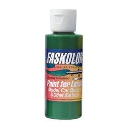 Parma PSE FasLucent Green Faskolor Lexan Body Paint (2oz)
