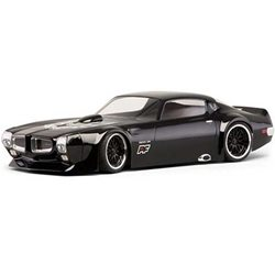 PROTOform 1971 Pontiac Firebird Trans Am Vintage Racing Body (Clear).