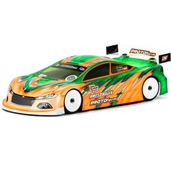 PROTOform D9 1/10 190mm Touring Car Body (Clear)