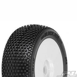 Pro-Line Blockade 1/8 Pre-Mounted Buggy Tires (2).