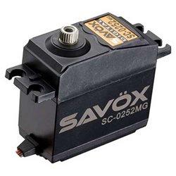 Savox SC-0252MG Standard Digital Metal Gear Servo