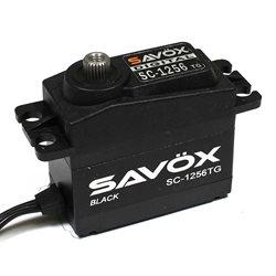 Savox SC-1256TG Black Edition Standard Digital