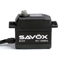 Savox SC-1268SG Black Edition