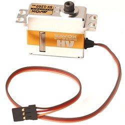 Savox SV1260MG - Mini Digital High Voltage w/Aluminum Case