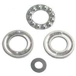 Serpent 15x28x9mm Differential Thrust Bearing Set