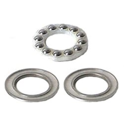 Serpent 15x28x9mm ProDiff (Light Weight) Differential Thrust Bearing Set