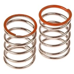 Serpent 23mm Shock Spring (Orange) (3.4/19.5) (2)