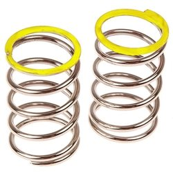 Serpent 27mm Shock Spring (Yellow) (2.8/16) (2)