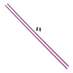 Serpent Antenna Rods Purple (2)
