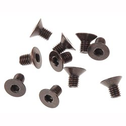 Serpent M3 x 5mm Flat Head Screw (10)