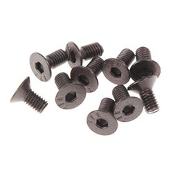 Serpent M3 x 6mm Flat Head Screw (10)