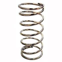 Serpent Center Spring Soft Long (7T x 4.0 x 1.0mm / Silver)