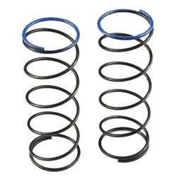 Serpent Front Spring Set (Blue/5.1lbs) (2)