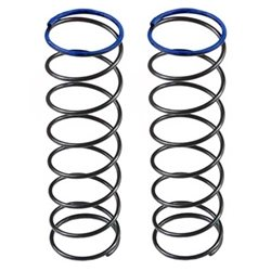Serpent Rear Spring Set (Blue/3.6lbs) (2)