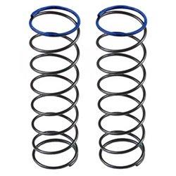Serpent Rear Spring Set (Blue/3.6lbs) (2)