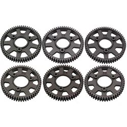 Serpent 2-Speed Gear Set SL6 (6)