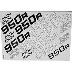 Serpent Decal Sheet S950-R  A5