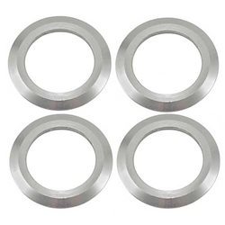Serpent 18 x 12 x 1mm Aluminum Wheel Axle Shim (4)