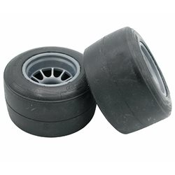 Sweep F1 Soft Rear Pre-mounted Tire Set (2)