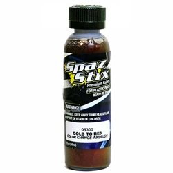 Spaz Stix Color Change Airbrush Paint (2oz) (Gold To Red)