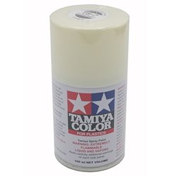 Tamiya TS-7 Racing White Lacquer Spray Paint (3oz)