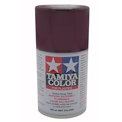 Tamiya TS-11 Maroon Lacquer Spray Paint (3oz)