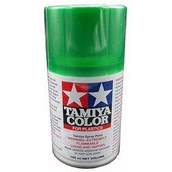 Tamiya TS-20 Metallic Green Lacquer Spray Paint (3oz)