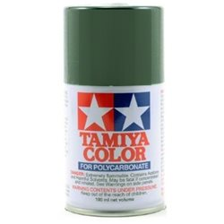 Tamiya PS-9 Green Lexan Spray Paint (3oz)