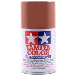 Tamiya PS-14 Copper Lexan Spray Paint (3oz).
