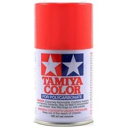 Tamiya PS-34 Bright Red Lexan Spray Paint (3oz)