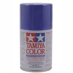 Tamiya PS-35 Blue Violet Lexan Spray Paint (3oz)