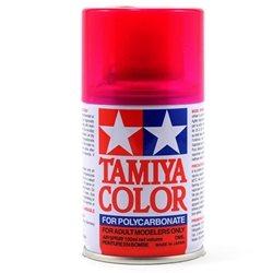 Tamiya PS-40 Translucent Pink Lexan Spray Paint (3oz)