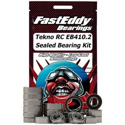 FastEddy Tekno RC EB410.2 Sealed Bearing Kit.