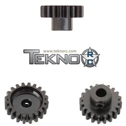 Tekno RC 5mm Bore Hardened Steel Mod1 Pinion Gear (11T-30T)