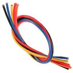 TQ Wire 16 Guage Silicone Wire (3'ea) .