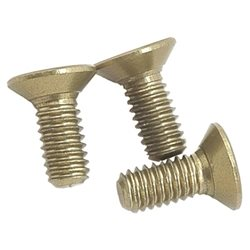 Team Trinity Aluminum Timing Clamp Screws (3)