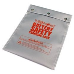 VENOM RACING BATTERY SAFETY CHARGE SACK (Large)